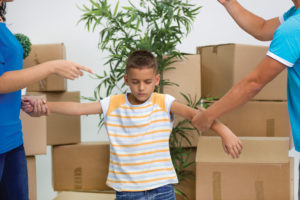 Moving with Children After Divorce